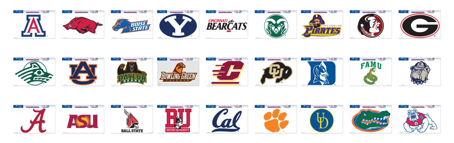 ncaa football logo college football league