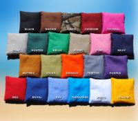 Cornhole Bag Colors