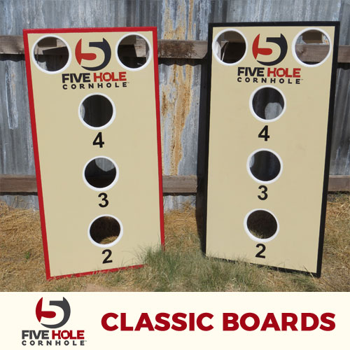 5-Hole Boards Classic